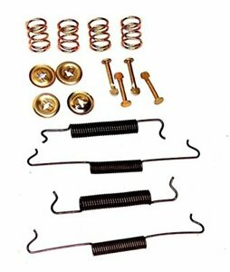 Rear Brake Spring Kit, Compatible with VW Beetle 1967-1979, Ghia 67-79
