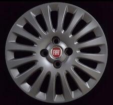 "Fiat Punto Evo 2009 Kit 4 Copricerchi coppa ruota 15"" brunita cod. 1303NR"