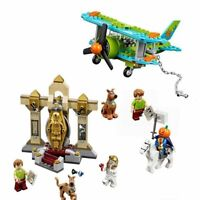 SCOOBY DOO 236 Pcs The Mystery Machine Building Blocks GIFT Toys For Children