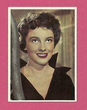 Inge Egger Vintage 1950s Film Star Card from Germany