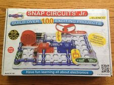 Elenco Electronic Snap Circuits Jr. SC-100 - 100% Complete - Build 101 Projects