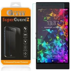 SuperGuardZ Tempered Glass Screen Protector Guard For Razer Phone / Phone 2