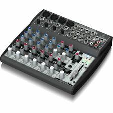 Behringer Xenyx 1202 12 input mixer
