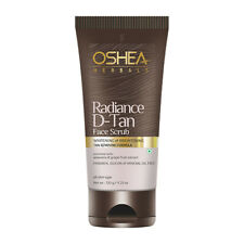 Oshea Herbals Radiance D-Tan Scrub 120g Removes Tan & gives instant brightening