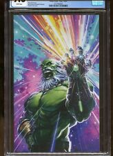 MAESTRO #1 CGC GRADED 9.8 WHITE PAGES 2020 FRANKIE'S COMICS VIRGIN EDITION