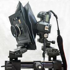 Sinar P2 P1 P3 4x5 Bag Bellows Digital Kit Nikon Canon Sony Pentax Camera Leica