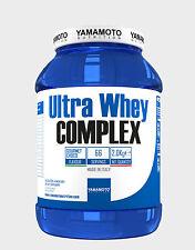 YAMAMOTO NUTRITION ULTRA WHEY PROTEINE 2000 G + shaker OMAGGIO