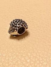 Genuine Pandora Sterling Silver Hedgehog Charm  790333 Retired