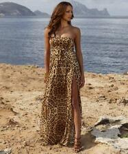 Melissa Odabash Print Kaftan Maxi Dress Coverup S/M  UK8/10 RRP315GBP