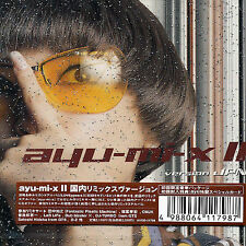 Ayu-Mi-X V.2 (Version Jpn) by Ayumi Hamasaki (CD, Mar-2000, Avex Trax) LIKE NEW