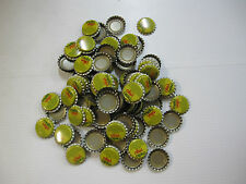 750 Mellow Yellow Bottle Caps -Never Used- NOS