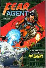 FEAR AGENT  N° 2    MA GUERRE   edt  AKILEOS