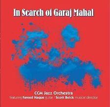 CCM JAZZ ENSEMBLE - IN SEARCH OF GARAJ MAHAL [SLIPCASE] NEW CD