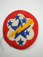 U.S.Army Western Pacific Command Insignia Shoulder Patch WWII