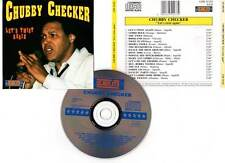 "CHUBBY CHECKER ""Let's Twist Again"" (CD) 1993"