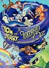 Tom and Jerry Robin Hood And His Merry Mouse (DVD, 2012)