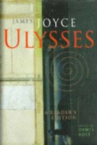 Ulysses by Joyce, James Hardback Book The Cheap Fast Free Post