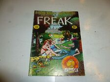 FABULOUS FURRY FREAK BROTHERS Comic - No 3 - Date 1976 - Ripp Off Press