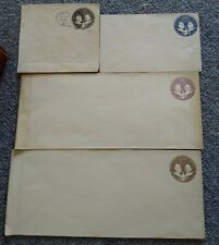 US 18 Columbus and Liberty, 1c, 2c, 5c and 10c postal history!!