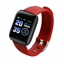 New Smart Watch Heart Rate Monitor Fitness Tracker Bluetooth for Android / iOS