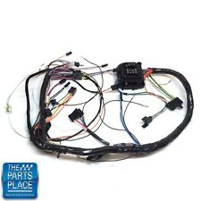 1972 Chevelle / Monte Carlo Dash Harness Complete With Factory Gauges