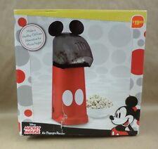 Disney Mickey Mouse Air Popcorn Popper Oil Free Snack Brand New Damaged Box