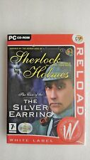 Sherlock Holmes The Case of the Silver Earring  (Windows PC 2004) by GSP
