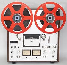 Akai GX 630d Cassette - 4 Piste 9,5-19cm/sek. Bon état
