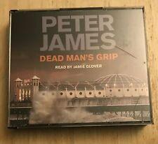 Peter James : Dead man's grip Audio book CD