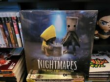Little Nightmares I & II 1 + 2 Vinyl Music Box Collection Record Soundtrack 2 LP