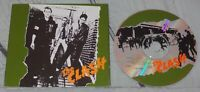 The Clash - The Clash CD Album Debut Album 1977 (2002) Remastered