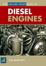 NEW BOOK The Adlard Coles Book of Diesel Engines by Tim Bartlett (Paperback)