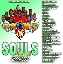 STONE LOVE LIVE SOULS MIX CD (2000-2001)