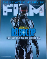 Total Film Magazine #214 - January 2014 - Robocop  Hobbit Desolation Of Smaug