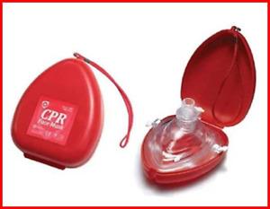 Pocket CPR Resuscitation Face Mask with Valve