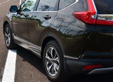 Stainless Steel Side Door Garnish Body Molding For 2017 2018 Honda CRV CR-V