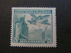 CHILE - LIQUIDATION STOCK - EXCELENT OLD STAMP - 3375/13