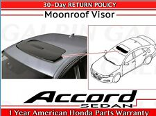 Honda Accord 4Dr Moon Roof Visor 2018- 2020 Moonroof Sunroof Sun (08R01-TVA-100)