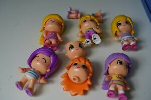 Lot Figurines Poupées Pinypon