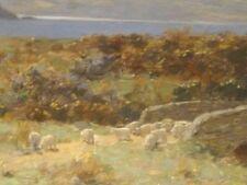 Peintures et émaux du XIXe siècle et avant en paysage