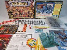 NECROMUNDA Original 1st edition - Warhammer 40k 100% complete [ENG, 1995]