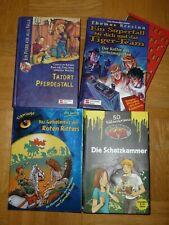 Abenteuerbücher für Kinder (4 Stück)