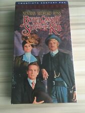 Butch Cassidy And The Sundance Kid Vhs Tape (Brand New Sealed)