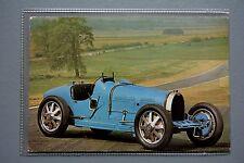 R&L Modern Postcard: Bugatti T51 Supercharged Racer GP Car