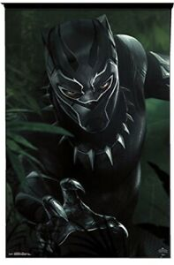 Black Panther T'challa Movie Poster