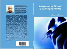 """E-book """"Inyecciones de Fe"""" por Marcos Toyens"""