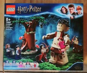 NEW LEGO 75967 HARRY POTTER FORBIDDEN FOREST BRAND NEW SEALED