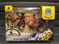 SUPERIOR Mountain Bike 1:10 Die-Cast Model, Red rare color