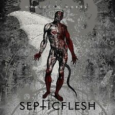 Septicflesh - Ophidian Wheel CD 2013 digipack Septic Flesh Season of Mist