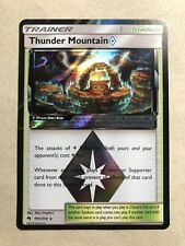 Thunder Mountain Prism Star 191/214 Lost Thunder - Holo NM Pokemon Rare Holo